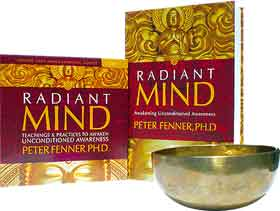 Radiant Mind Book and Audio